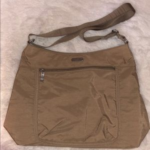 Baggallini Travel Pocket Hobo Bag